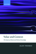 Cover for Value and Context