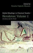 Cover for Herodotus: Volume 2
