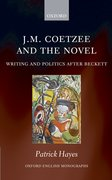 Cover for J.M. Coetzee and the Novel
