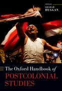 Cover for The Oxford Handbook of Postcolonial Studies
