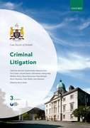 Cover for Criminal Litigation