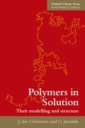 Cover for Polymers in Solution