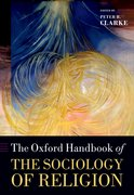 Cover for The Oxford Handbook of the Sociology of Religion