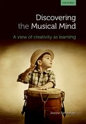 Cover for Discovering the musical mind