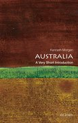 Cover for Australia: A Very Short Introduction