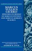 Cover for Marcus Tullius Cicero