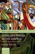 Cover for Sense and Stigma in the Gospels