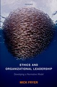 Cover for Ethics and Organizational Leadership