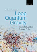 Cover for A First Course in Loop Quantum Gravity