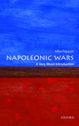 Cover for The Napoleonic Wars: A Very Short Introduction