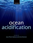 Cover for Ocean Acidification