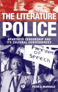 Cover for The Literature Police