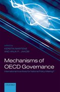 Cover for Mechanisms of OECD Governance