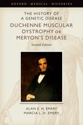 Cover for The History of a Genetic Disease