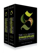 Cover for The New Oxford Shakespeare: Critical Reference Edition - 9780199591879
