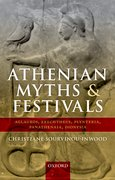 Cover for Athenian Myths and Festivals