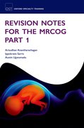 Cover for Revision Notes for the MRCOG Part 1