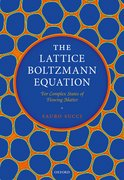 Cover for The Lattice Boltzmann Equation - 9780199592357
