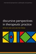 Cover for Discursive Perspectives in Therapeutic Practice