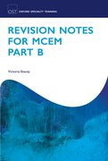 Cover for Revision Notes for MCEM Part B