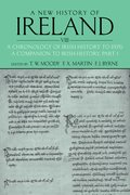 Cover for A New History of Ireland, Volume VIII