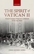 Cover for The Spirit of Vatican II