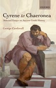 Cover for Cyrene to Chaeronea
