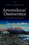 Cover for Artemidorus