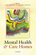 Cover for Mental Health and Care Homes