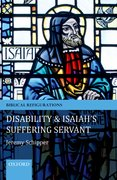 Cover for Disability and Isaiah
