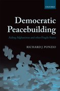 Cover for Democratic Peacebuilding