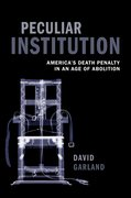 Cover for Peculiar Institution