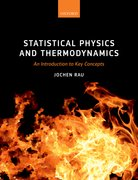 Cover for Statistical Physics and Thermodynamics - 9780199595075
