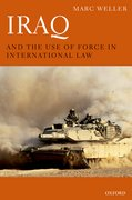 Cover for Iraq and the Use of Force in International Law