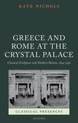 Cover for Greece and Rome at the Crystal Palace