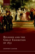 Cover for Religion and the Great Exhibition of 1851