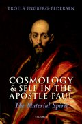 Cover for Cosmology and Self in the Apostle Paul