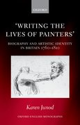 Cover for Writing the Lives of Painters