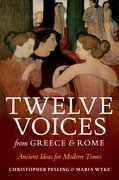Cover for Twelve Voices from Greece and Rome