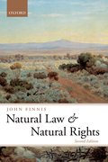 Cover for Natural Law and Natural Rights