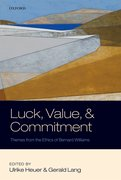 Cover for Luck, Value, and Commitment