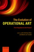 Cover for The Evolution of Operational Art