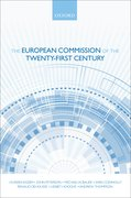 Cover for The European Commission of the Twenty-First Century