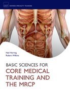 Cover for Basic Sciences for Core Medical Training and the MRCP