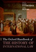 Cover for The Oxford Handbook of the History of International Law
