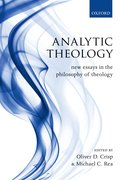 Cover for Analytic Theology