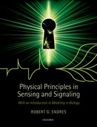 Cover for Physical Principles in Sensing and Signaling