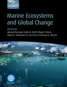 Cover for Marine Ecosystems and Global Change