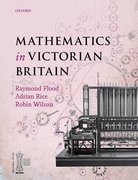 Cover for Mathematics in Victorian Britain