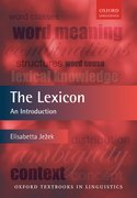 Cover for The Lexicon